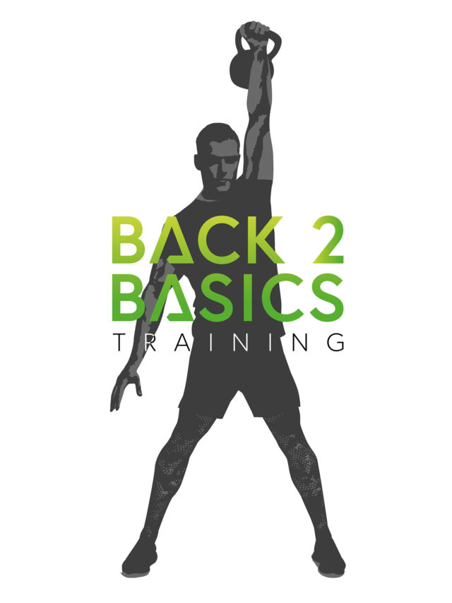 Back 2 Basics t-shirt design