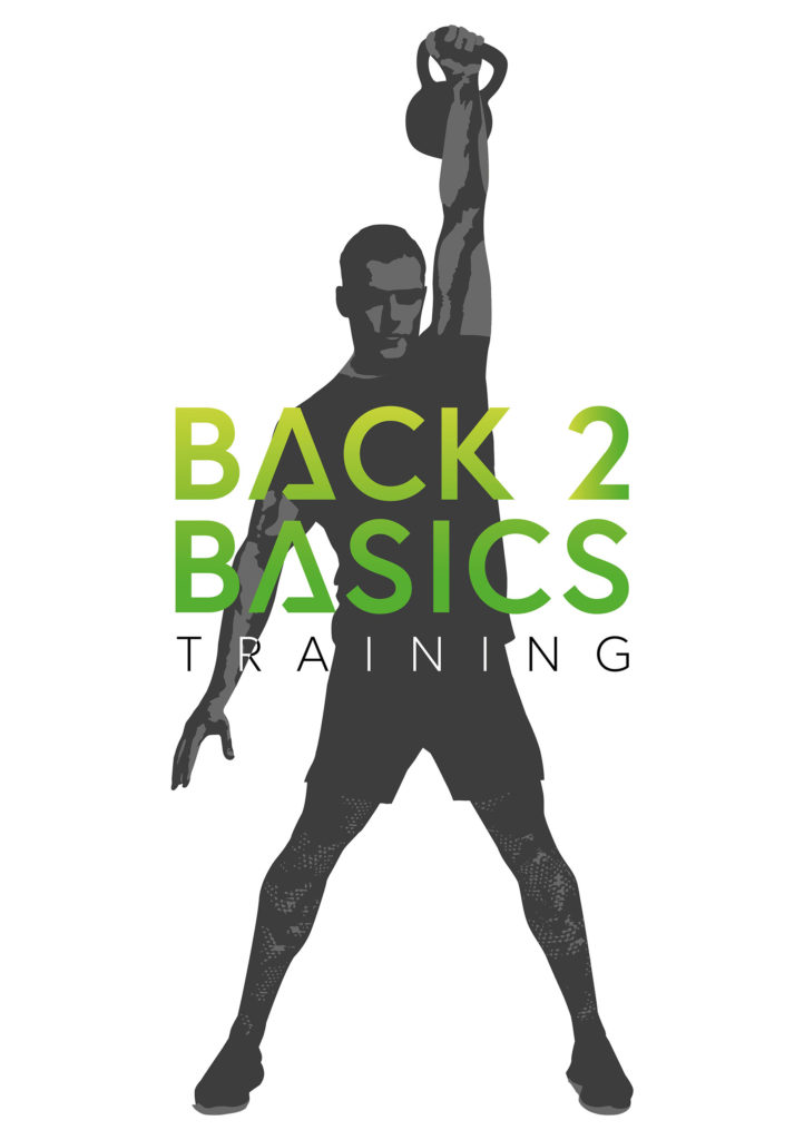 Back 2 Basics t-shirt design